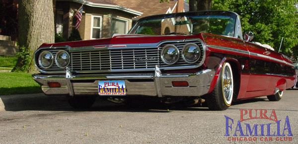 Arts 1964 Impala Ss Convertible From Pura Familia Car Club