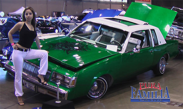Lowrider babes on pinterest lowrider chevrolet impala for Miranda motors used trucks